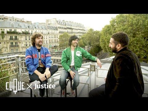Clique x Justice