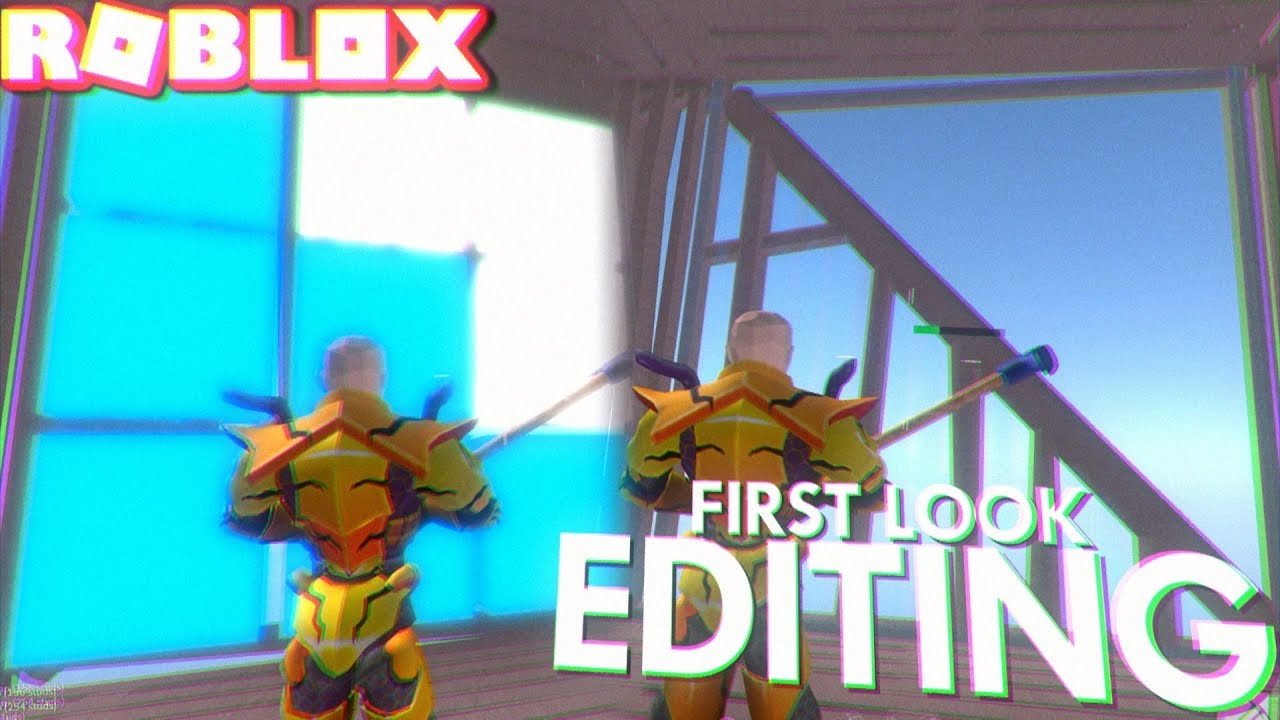 FIRST LOOK at EDITING in ROBLOX STRUCID **it actually works**