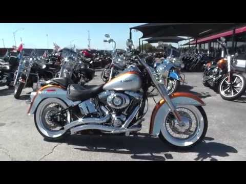 039940 - 2014 Harley Davidson Softail Deluxe FLSTN - Used Motorcycles For Sale