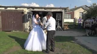 Песня папе на свадьбе)))))(11.05.2013., 2013-06-13T18:40:25.000Z)