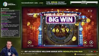Casino Slots Live - 06/08/20 *QUADS + CASHOUT!*