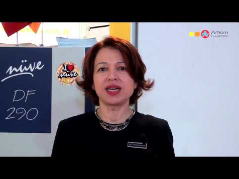 Nur Karakurum Okbay - Nüve Sanayi  - Turkchem Chem Show Eurasia 2014