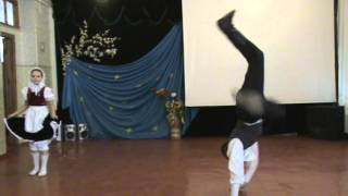 народний ансамбль танцю