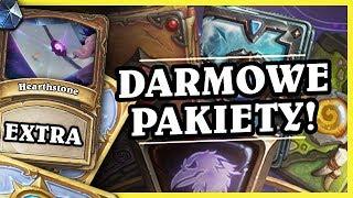 DARMOWE PAKIETY PRZED DODATKIEM! - Hearthstone Extra