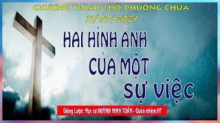 HTTL TÂN NGHĨA - Chương Trình Thờ Phượng Chúa - 11/07/2021