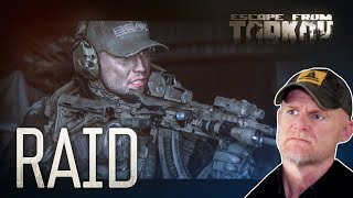 Escape from Tarkov Raid - Episode 1. (US Marine Reacts) | BattleState
