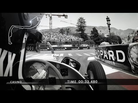 One lap with Jacky Ickx in Monaco | Chopard G.P.M.H.