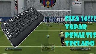 Como Tapar Penaltis En FIFA 14 Con Teclado