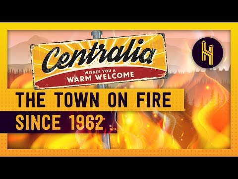 Centralia: The Town That's Been on Fire Since 1962