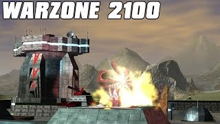 Warzone 2100 Gameplay - Team Chaos