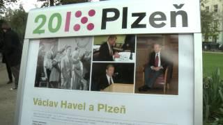 Plzeň v kostce (10.11.-16.11.2014)