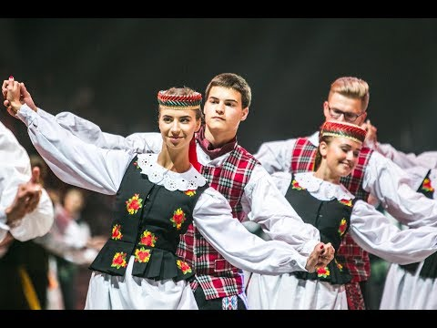 Suvartukas Ethnic folk group from Lithuania