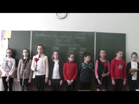 Read Aloud 2017, Kovel, Ukraine