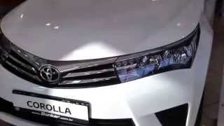2014 model year Toyota Corolla Review