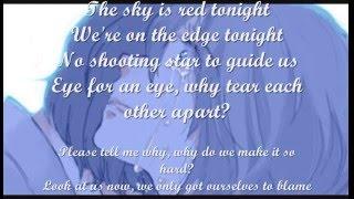 Nightcore - Only teardrops [Lyrics]