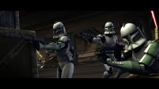клип-Звездные войны ( 41-й легион )