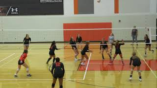 Highlights: ONW girls volleyball vs. Shawnee Mission NW   September 6th, 2018