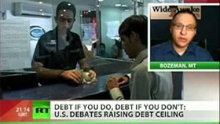 The debt ceiling: raise it again?