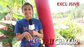 Zhunj contestant Ruchi Savarn gets talking with Tellychakkar.com