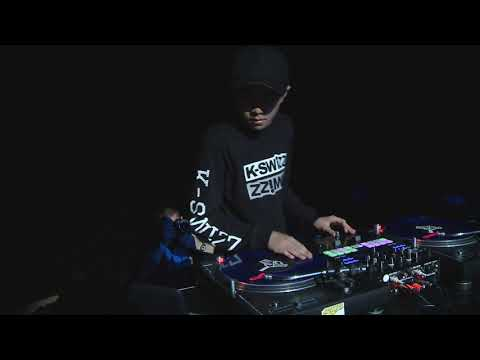 DJ K-Swizz (New Zealand) - IDA WORLD 2017 Technical Category Semi Final set 2