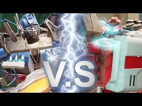 Ratchet vs Optimus Prime (Movie) Battle Gameplay Part 14 | Transformers: Forged to Fight