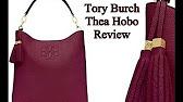 9003a8c8370d6 Tory Burch Chelsea Chain Hobo SKU 8965660 - YouTube