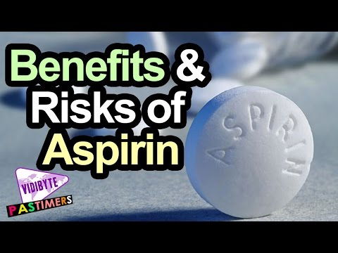 Aspirin : The Benefits and Risks of Aspirin || Health Meditations