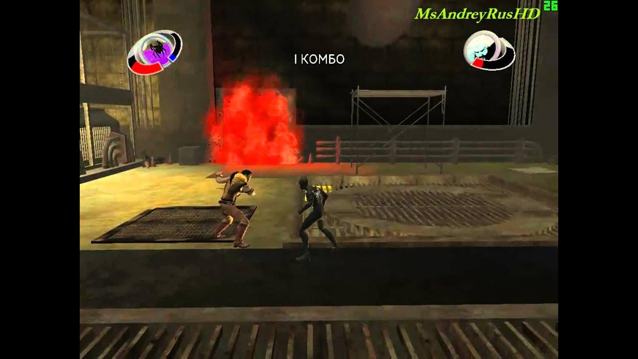 Видео человек паук 3 игра все миссии
