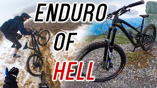 ENDURO TOUR OF HELL in der SCHWEIZ!