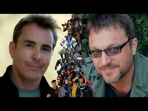 Voice Connections - Nolan North & Steve Blum