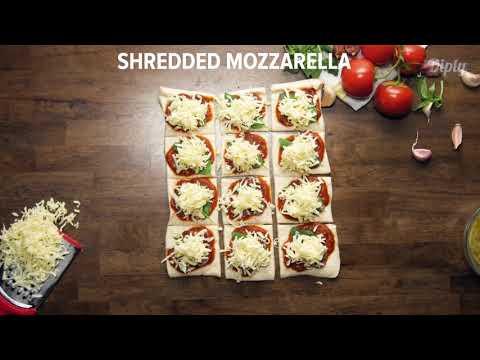 Pull Apart Pizza Bread | Delicious