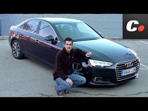 Audi A4 2017 | Prueba / Análisis / Test / Review en español | coches.net