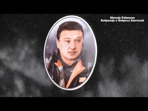 Spomen ploca pukovniku pilotu Slobodanu Pericu-Obicaji Radjevine-Dobrivoje i Dobrila Pantelic
