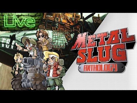 Metal Slug: Anthology - LIVE da Nostalgia METAL SLUG 3