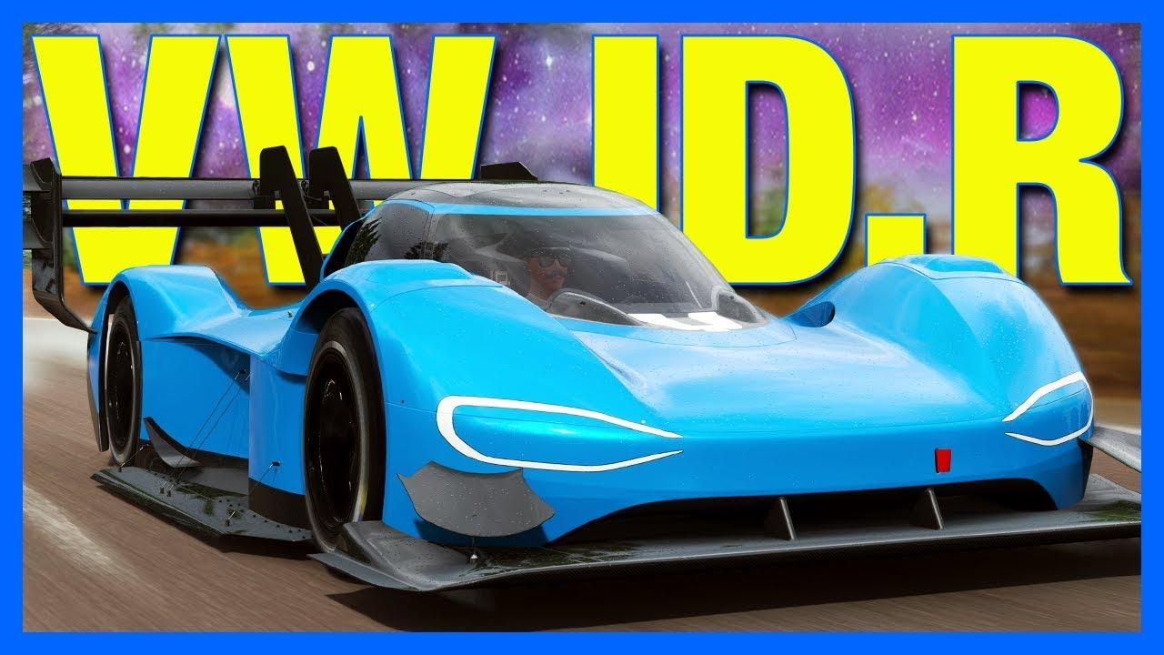 Forza Horizon 4 : VW ID.R... (FH4 Unlock & Customization) thumbnail