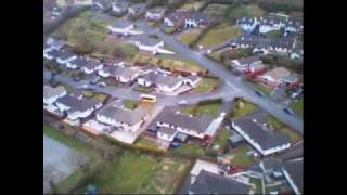Radian Glider over Dromore Co. Down