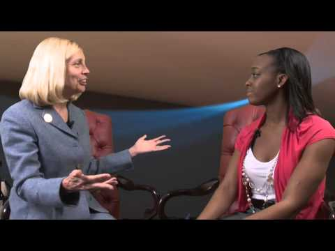Edwina Morris Talks about Her Leadership Studies Minor