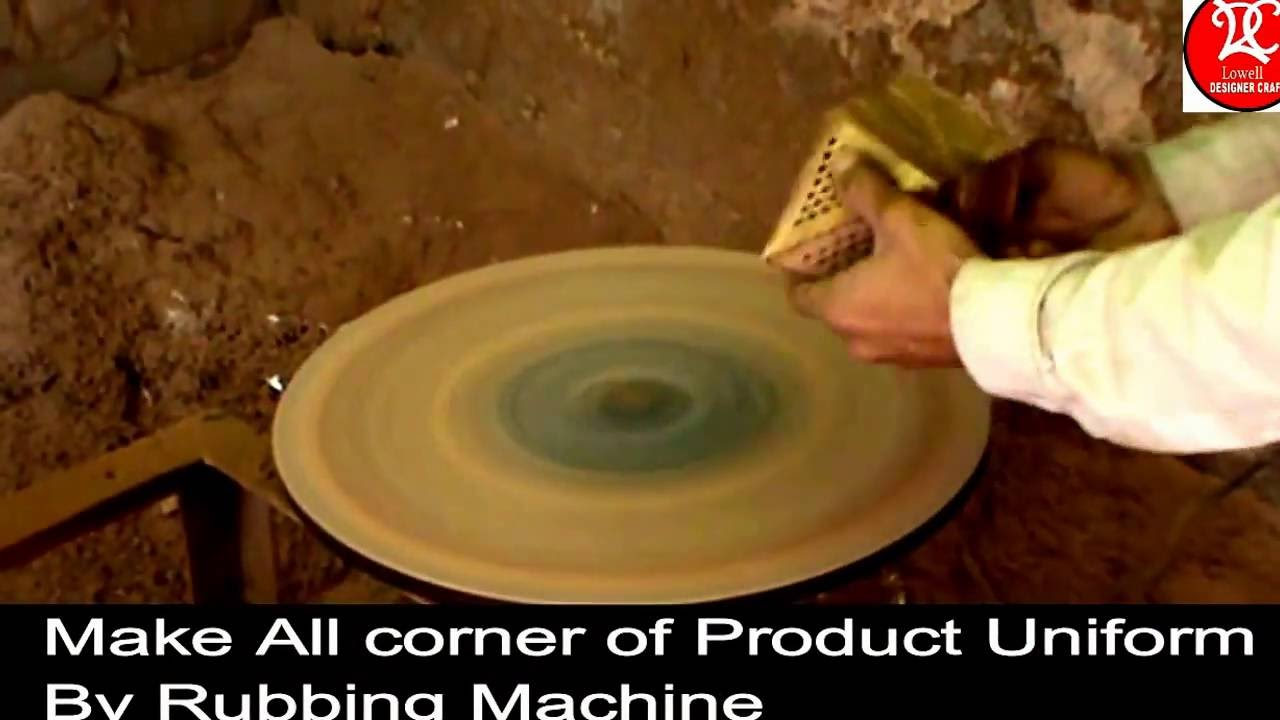 Indian Wooden Handicraft Manufacturing Factory Youtube