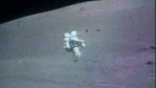 Apollo 17 EVAs 3 (Man must explore)