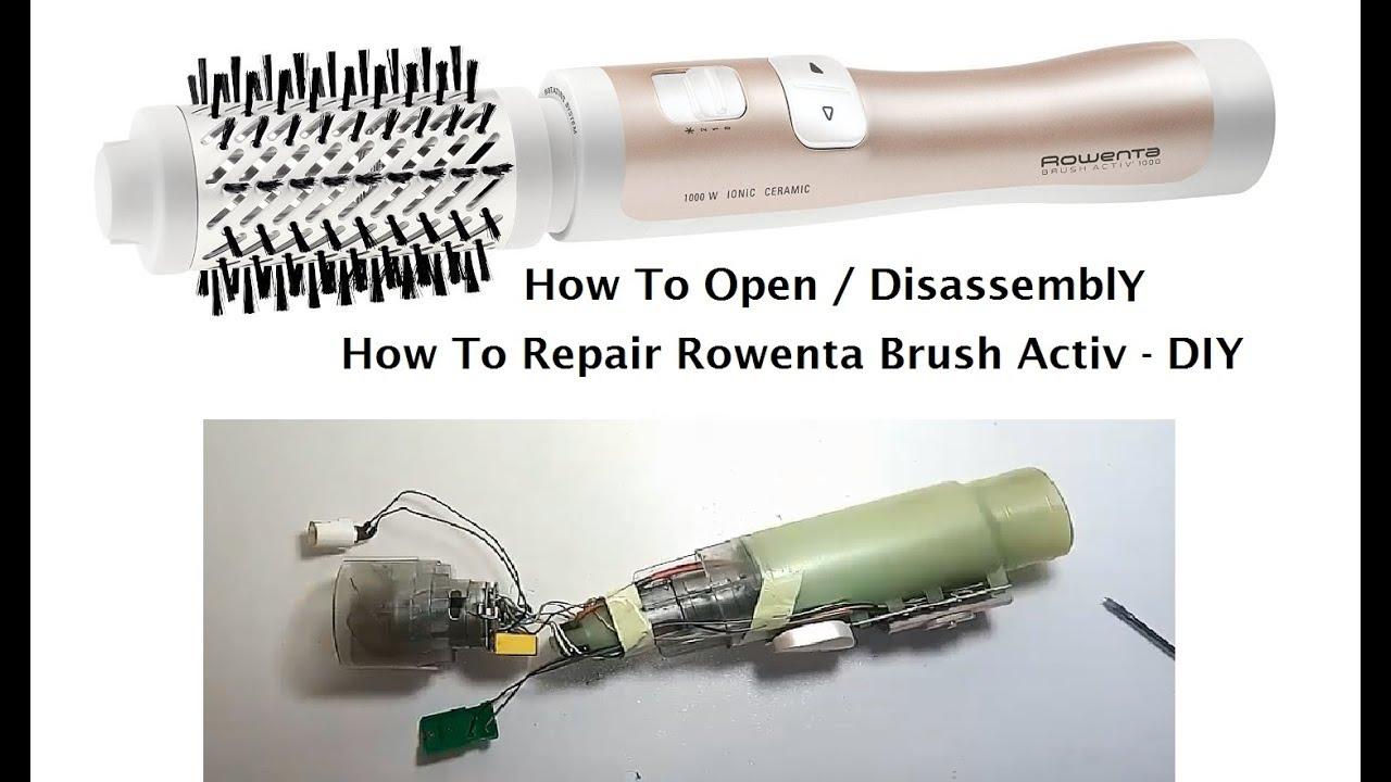 How To Repair Rowenta Brush Activ DIY - YouTube 39f12f9d7da