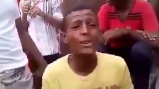 شاهد .. جورج وسوف الأفريقي .. «فيديو»