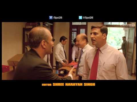 Ajay Singh conducting raid   Special Chabbis 2013   Dialogue Promo - Akshay Kumar
