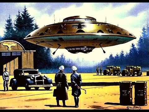 Hitler's Flying Saucers – Fact or Fantasy?