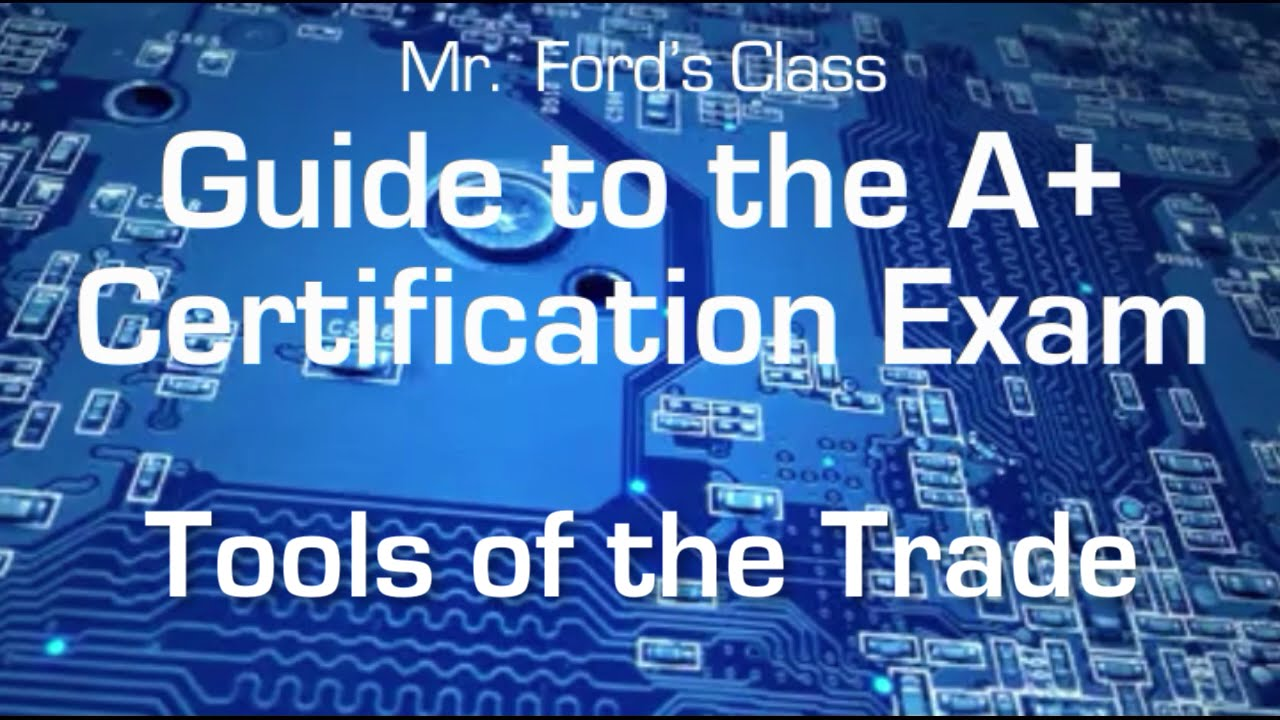 computer technician tool s of the trade guide to the a computer technician tool s of the trade guide to the a certification exam 01 04