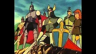 générique complet de  king Arthur (1979)