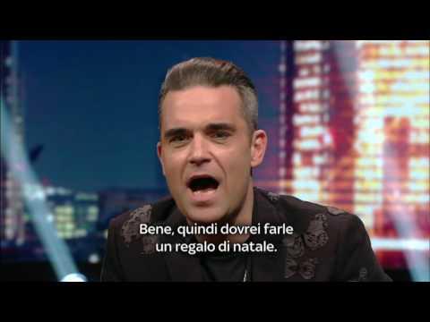 E poi c'è Cattelan - Robbie Williams - Clip