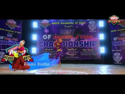 Best_Of_Dance_Style_Championship\\ Semi Final \\ Performance of_Rasmi Bistha
