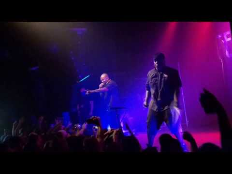Tech N9ne & Krizz Kaliko - Riot Makers live in Toronto Sept. 2017