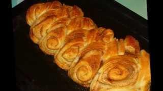 Красивые булочки или как красиво «завязать» тесто.
