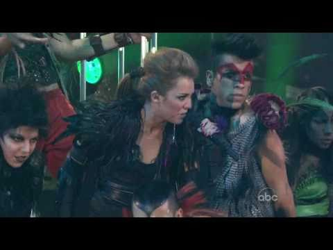 Cant Be Tamed  Miley Cyrus  Dancing with the Stars 18th May 2010 HD